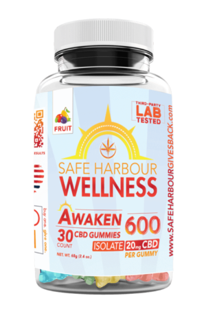 Case of AWAKEN CBD GUMMIES