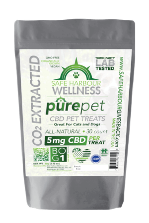 Case of PurePET CBD Pet Treats