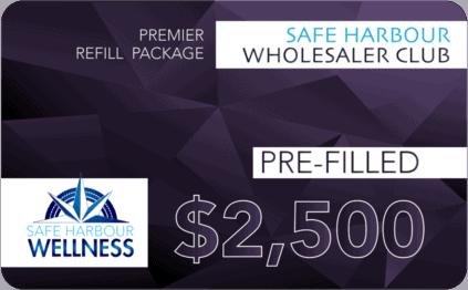 Premier Package Card