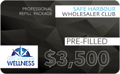 Professional Package Card