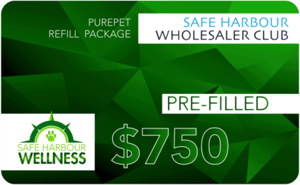 PurePet Package Card