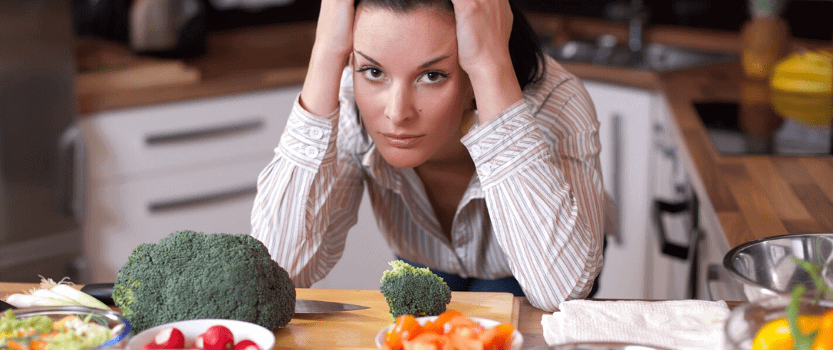 Overcome Emotional Overeating in 4 Easy Steps
